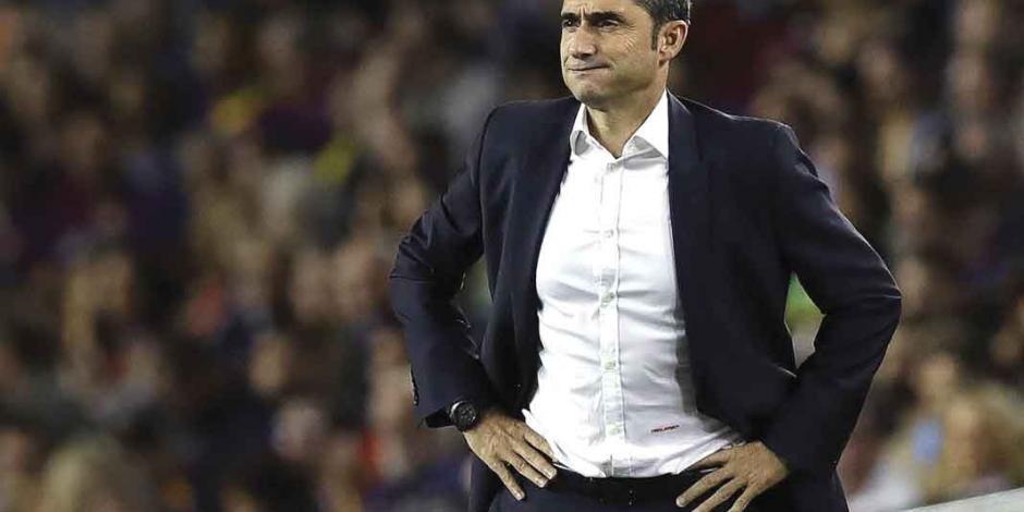 Por primera vez en 17 años, Barça corre a un técnico a media temporada