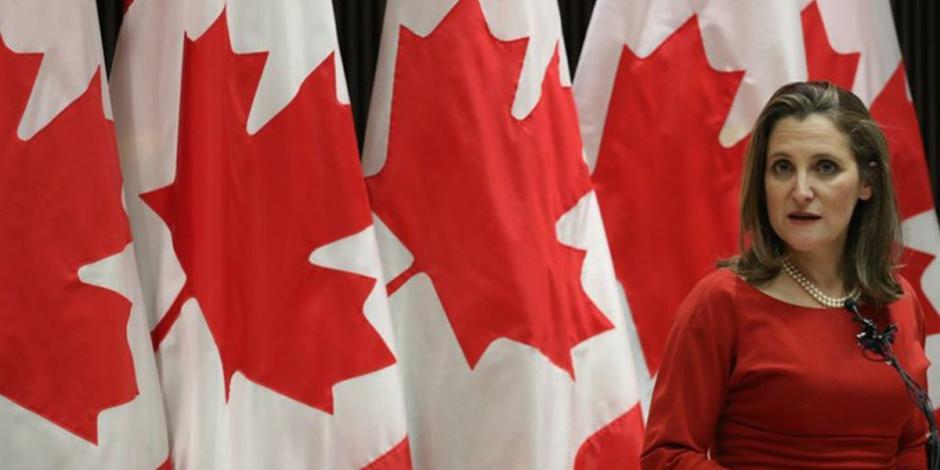 Inicia Canadá proceso de ratificación del T-MEC
