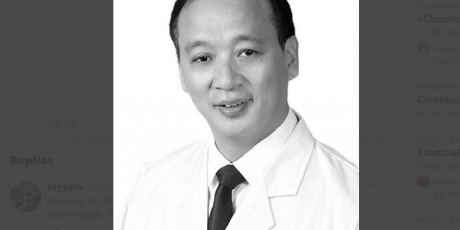 Muere por Coronavirus el director del Hospital Central de Wuhan
