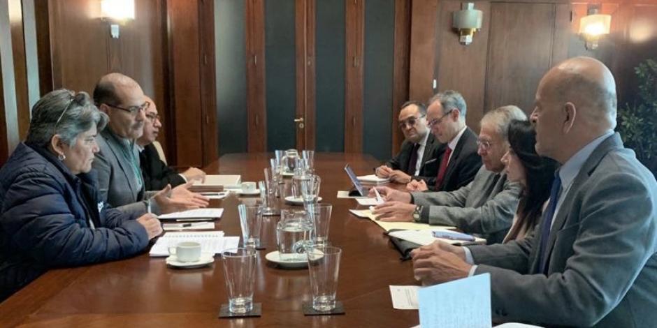 Gobernadores panistas concretan convenio de no adhesión al Insabi