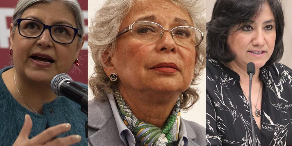 ¿Qué secretarias del gabinete de AMLO apoyan el paro #UnDíaSinNosotras?