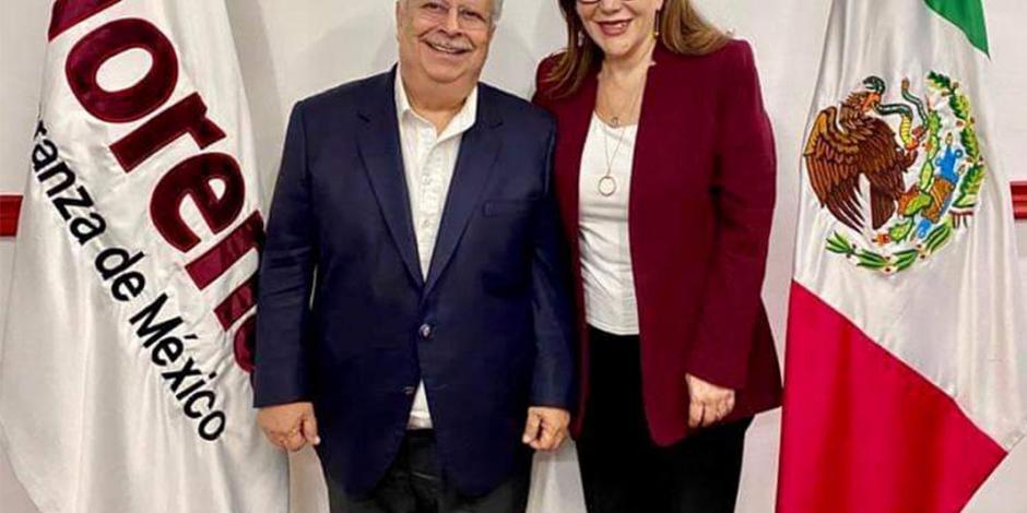 Rafael Ochoa, aliado de Elba Esther Gordillo, se une a Morena