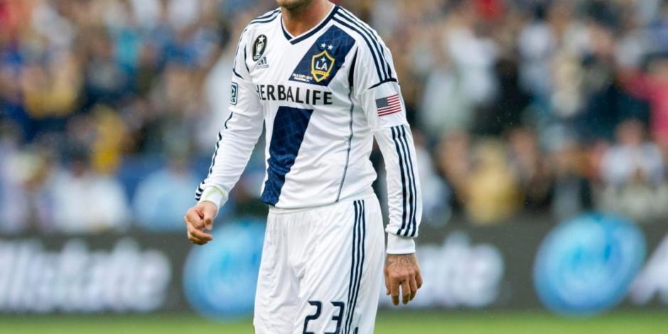 Los mejores goles de tiro libre de David Beckham (VIDEO)