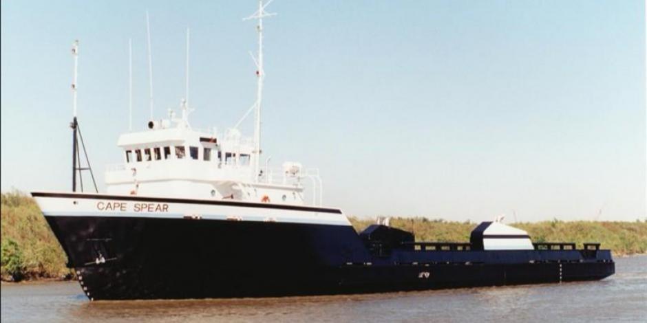 Investigan a barco por transportar presunto 'huachicol' en Campeche