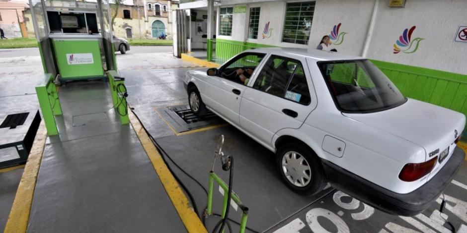 Hacen obligatoria la verificación vehicular en Jalisco