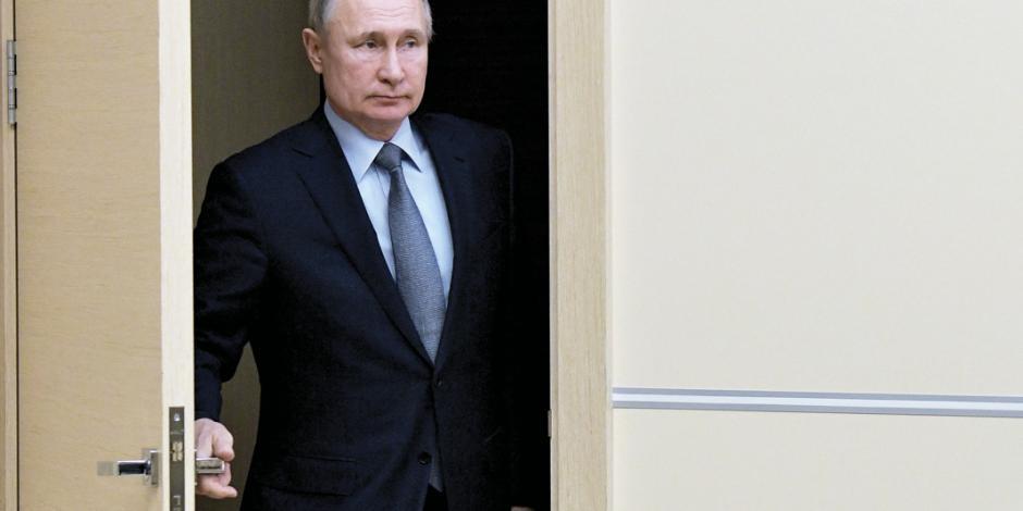 Putin y la geopolítica al desnudo