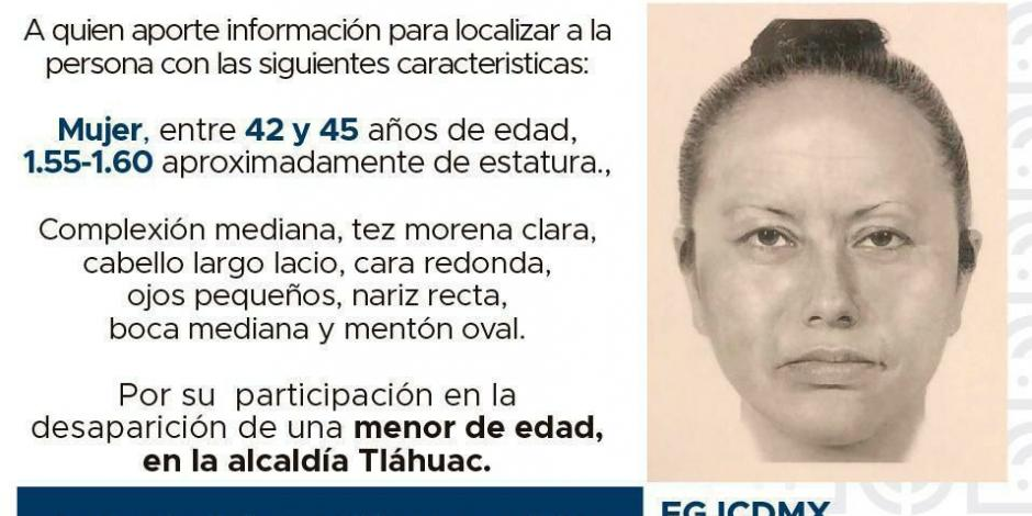 Ya hay retrato hablado de la mujer que se llevó a Fátima