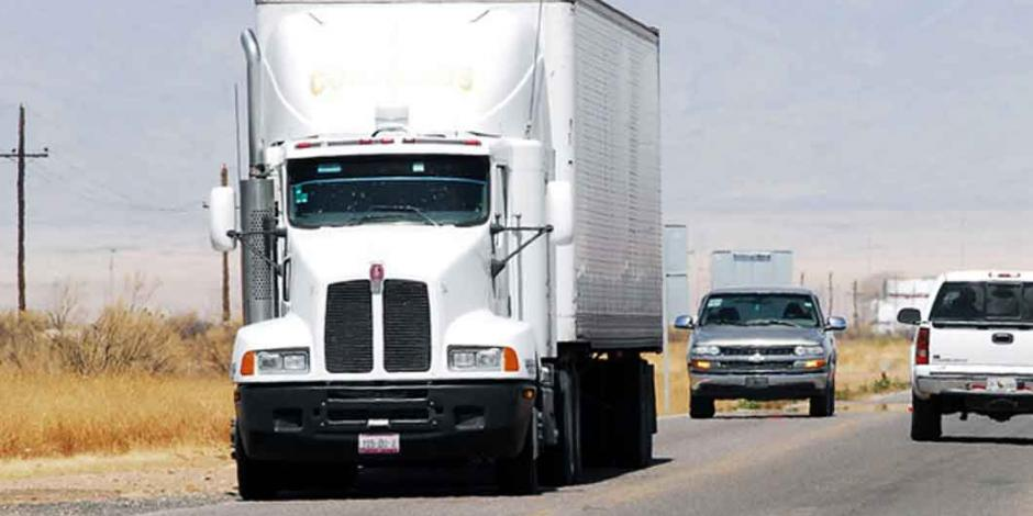 Prevén caída en ventas de la industria del transporte de carga similar a la de 2009