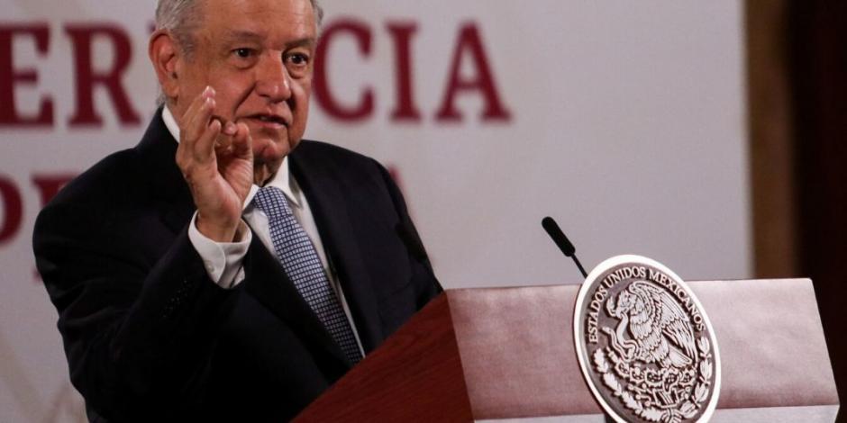 Pide AMLO no adelantar juicios contra Calderón por caso García Luna