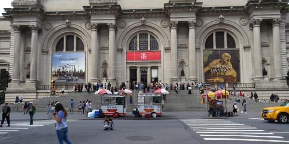 Cierra Museo Metropolitano de Nueva York temporalmente por Covid-19