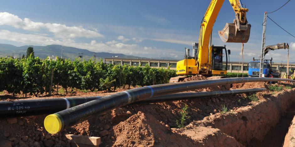 Supervisa AMLO trabajos de construcción del gasoducto Cuxtal II