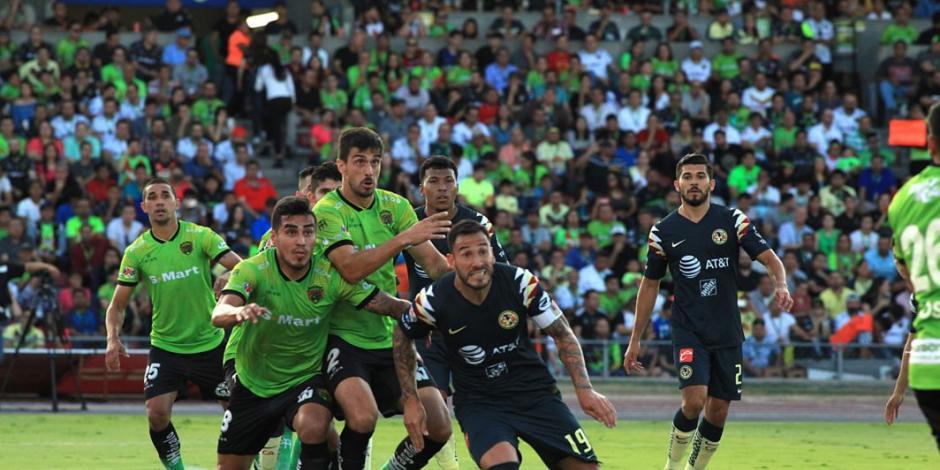 AMÉRICA vs JUÁREZ: dónde ver en vivo, Jornada 4 Clausura 2020