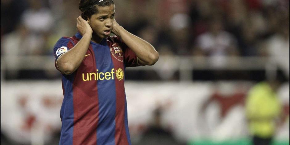Puyol prohibió que el Barcelona le regalara una camioneta a Gio dos Santos