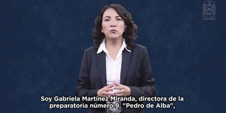 """""""Quejas no se pueden atender sin que haya denuncia formal"""": directora de la Prepa 9"""
