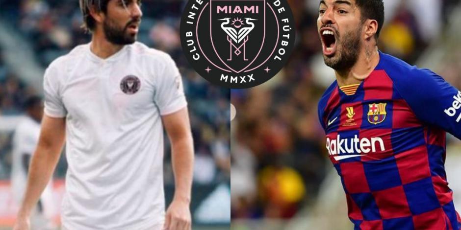 Rodolfo Pizarro y Luis Suárez, ¿próximos compañeros en Inter de Miami?