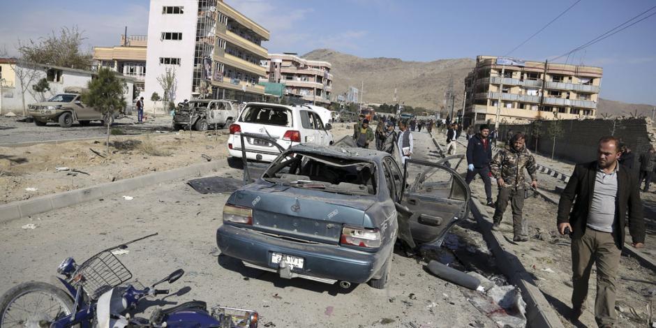 Pactan el Talibán y EU tregua; van por acuerdo de paz