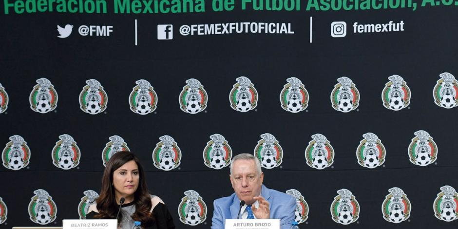 En México los árbitros deciden, no el VAR: Arturo Brizio