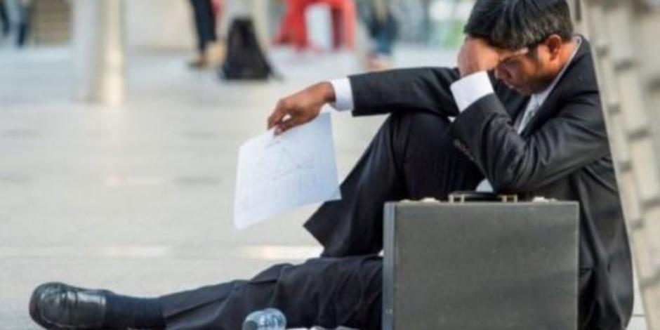 Desempleo en México se ubica en 3.5% en primer trimestre de 2020