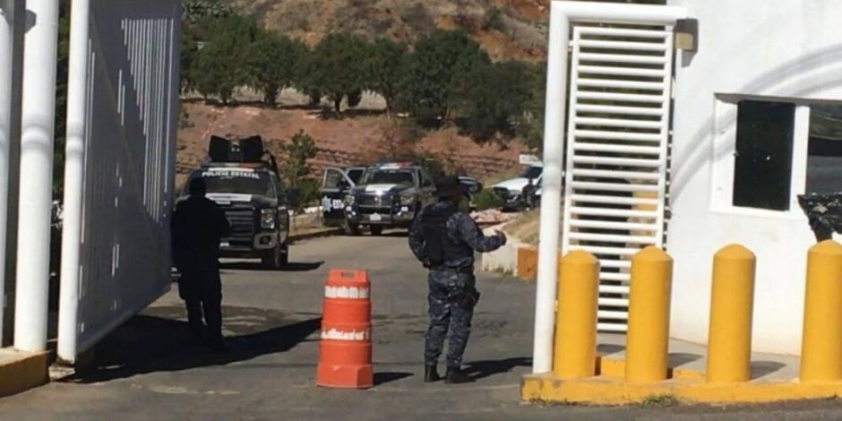 Policía de Zacatecas muere por disparo accidental de compañero
