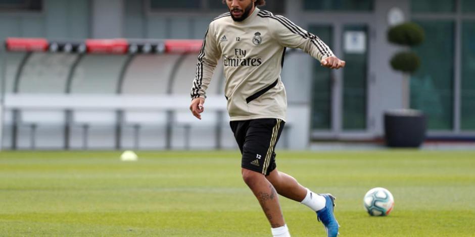 Después de 2 meses, el Real Madrid regresa a los entrenamientos