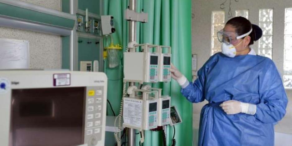 Alistan plataforma única de enfermos con COVID-19 en Valle de México
