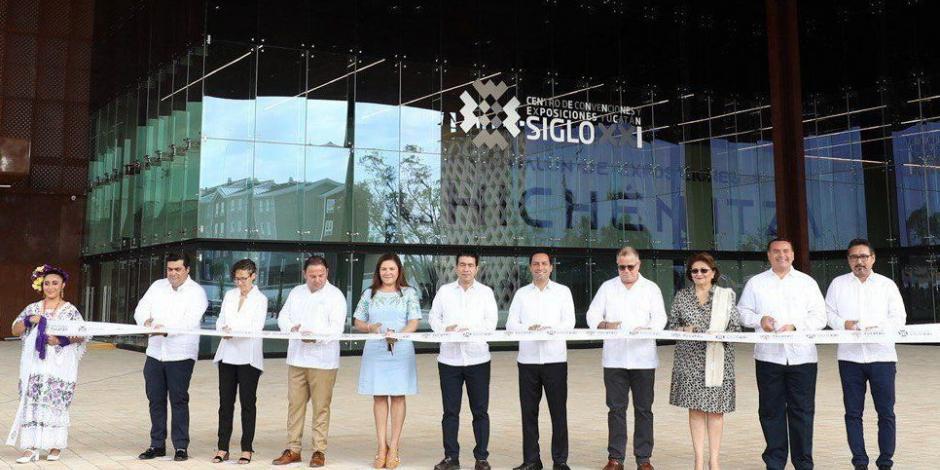Mauricio Vila destaca inversión de 500 mdp en Yucatán