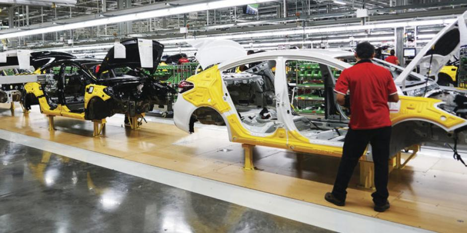 Paro de actividades no esenciales provoca pérdida de 20 mil empleos diarios: Concamin