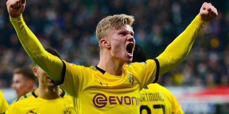 Así fue el primer gol en el regreso de la Bundesliga (VIDEO)