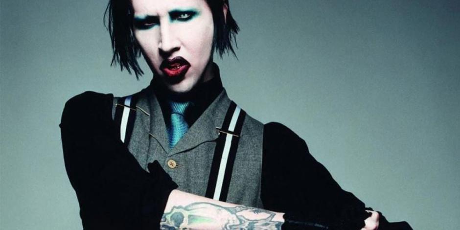 Así respondió Marilyn Manson cuando lo culparon por masacre en Columbine (VIDEO)