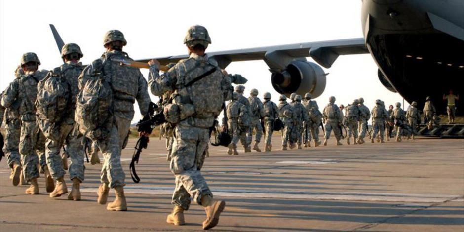 Estados Unidos comienza retiro de sus tropas en Afganistán