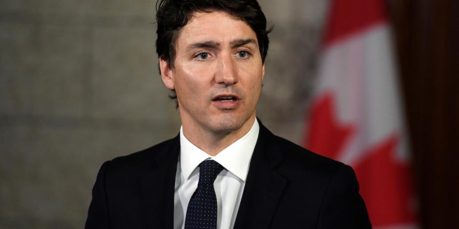 Trudeau, primer líder mundial en acusar a Irán de derribar avión comercial ucraniano