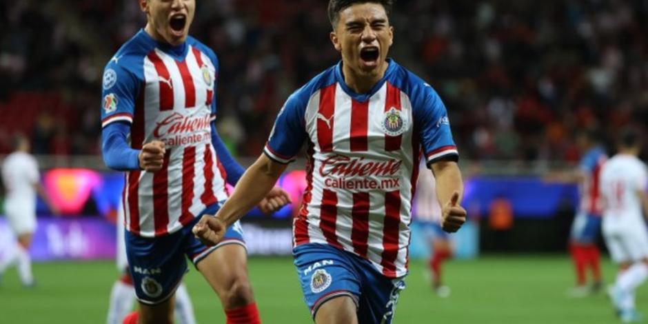 Chivas y Toluca dividen unidades en la Jornada 3 de la Liga MX