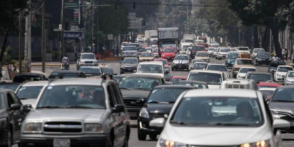 Anuncian programa Hoy no Circula en Hidalgo para reducir movilidad