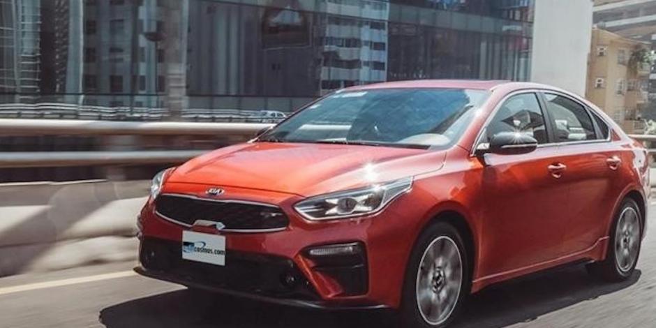 KIA Forte GT Sedán 2020 es el rival incómodo