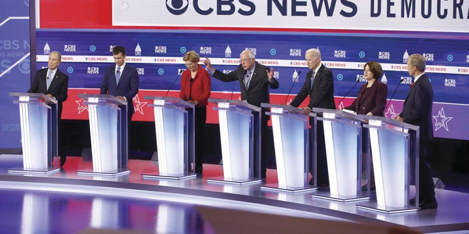 Encienden debate en torno a Bernie Sanders