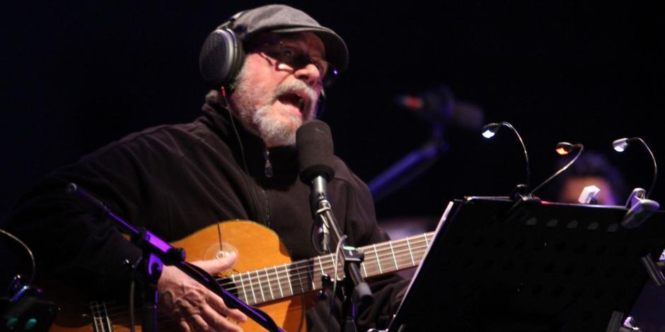 Silvio Rodríguez dedica nuevo disco sus amigos
