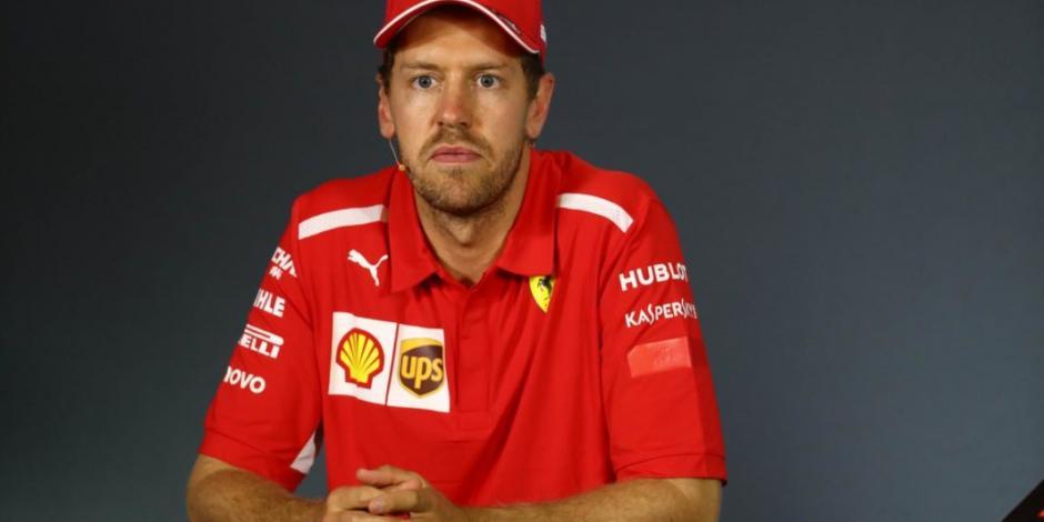 Vettel y Ferrari no llegan a un acuerdo y Alonso nomina a Sainz Jr.