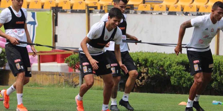 Jürgen Damm, jugador de Tigres, aclara el tema sobre su posible Covid-19