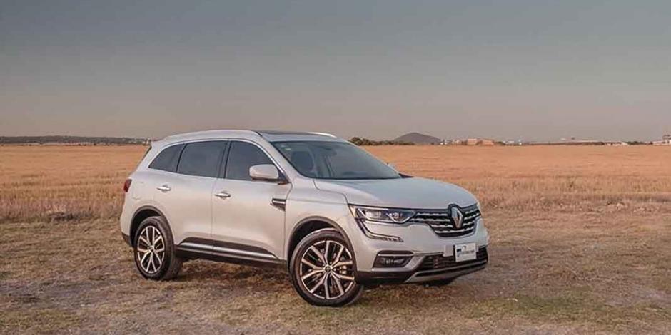 Renault Koleos: comodidad en una SUV