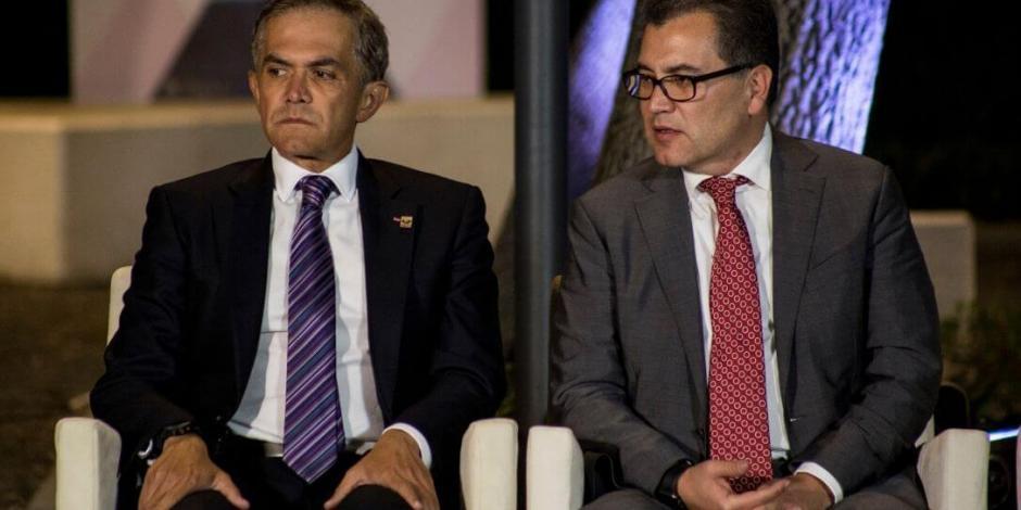 Frenan captura de exjefe de gabinete de Miguel Ángel Mancera