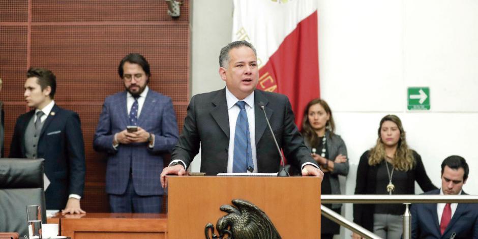 Contra exdirector de Pemex hay 7 denuncias, detalla UIF