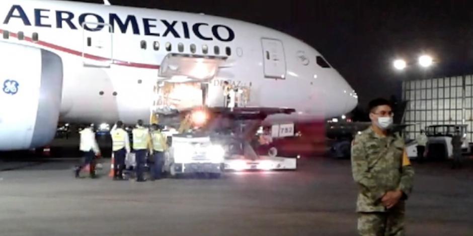 México, negocia con China y EU equipo médico para atender COVID-19