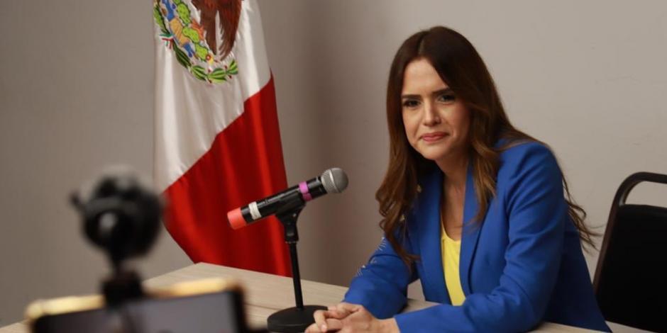 Tras renunciar al PRI, alcaldesa de Escobedo analiza ir por gobierno de NL