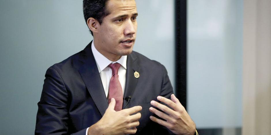 Estratega de Guaidó admite que pagó 50 mil dólares para derrocar al chavismo