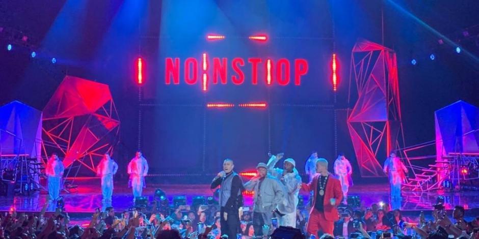 The Black Eyed Peas y J Balvin inauguran los Spotify Awards 2020