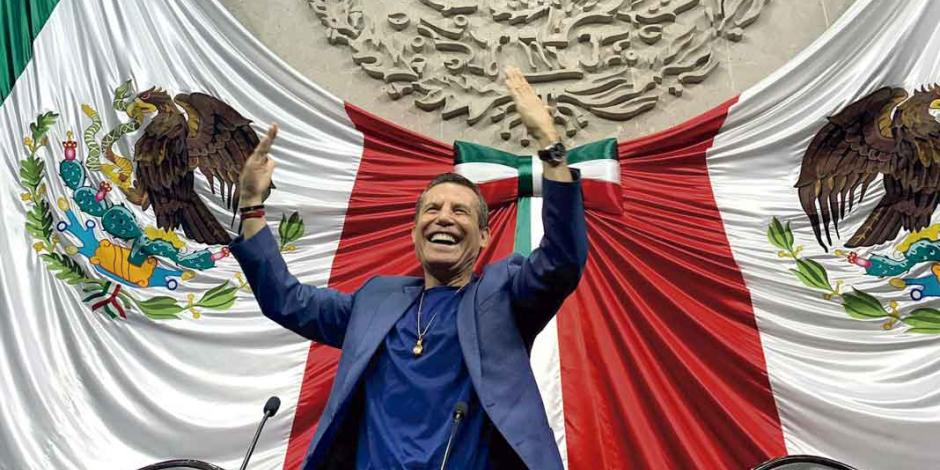 Julio César Chávez: mis premios son por mi recuperación