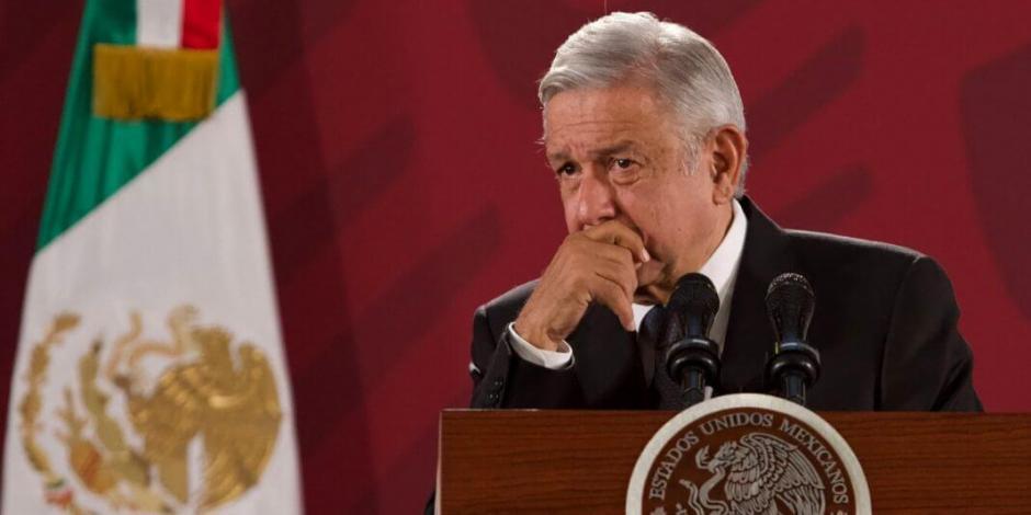 ENCUESTA: Mayoría ratificaría a AMLO, pero ve pendiente seguridad