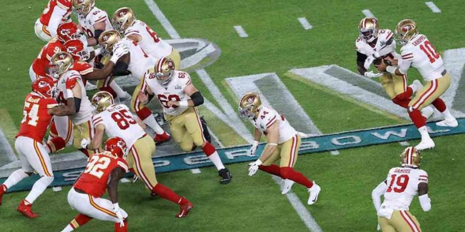 Derrota de 49ers en Super Bowl evitó propagación de COVID-19, según médicos