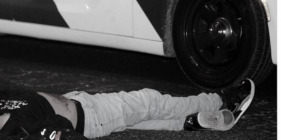 Hombre se lanza del Metro a avenida Oceanía y muere atropellado