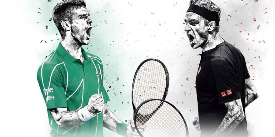 Djokovic y Federer se miden en su partido numero 50